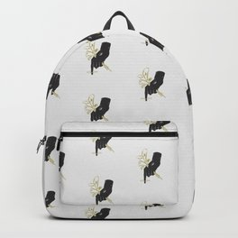 Anxious Backpack