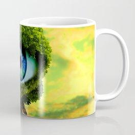 Tree Eye Coffee Mug