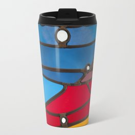 RAINBOW GLASS Travel Mug
