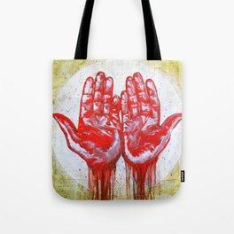 Kill to Live Tote Bag
