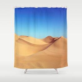 Algodones Dunes Shower Curtain