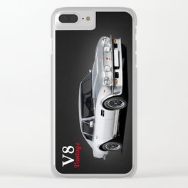 The V8 Vantage Clear iPhone Case
