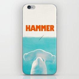 Hammer iPhone Skin