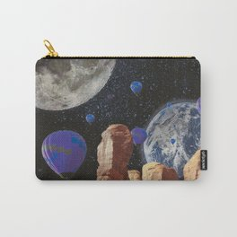 The slow trip in the universe Carry-All Pouch
