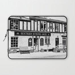 The Sixteen String Jack Pub Laptop Sleeve