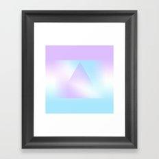 Geometric Dream Framed Art Print