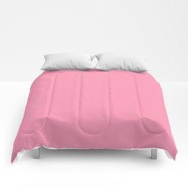 Floral Abundance ~ Bubblegum Pink Comforters