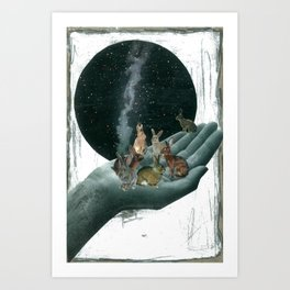 """Intelligent Design"" Art Print"