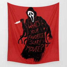 Quiz Time Wall Tapestry