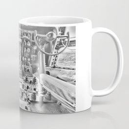 Guppy cockpit Coffee Mug