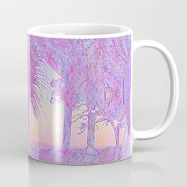 Beach Pink Coffee Mug