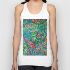 The Jungle Unisex Tank Top