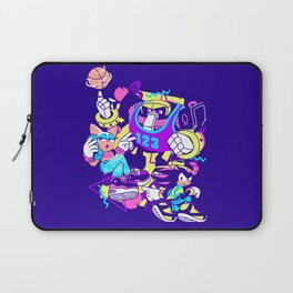 Bad Boys, Bad Boys Dark Variant Laptop Sleeve
