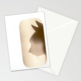 """""""Kitty Cat"""" by Murray Bolesta Stationery Cards"""