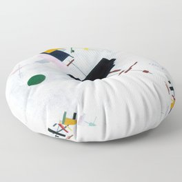 Kazimir Malevich - Suprematism Floor Pillow