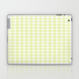 Cactus Garden Gingham 2 Laptop & iPad Skin