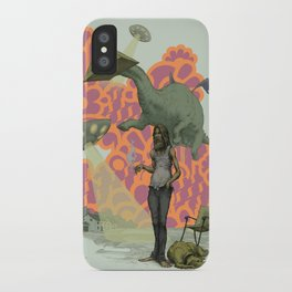 Can I Get a Paradigm Shift Already? iPhone Case
