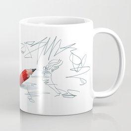 writingfighting Coffee Mug