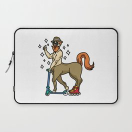 HIPSTER CENTAUR greek centaurus mythology horse Laptop Sleeve
