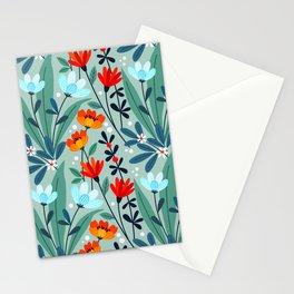 Wonderful Spring Flowers I Stationery Cards