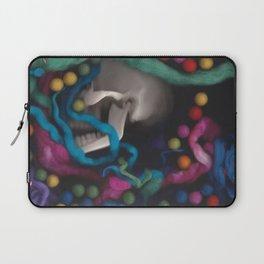 Skull and Felt 3 Laptop Sleeve