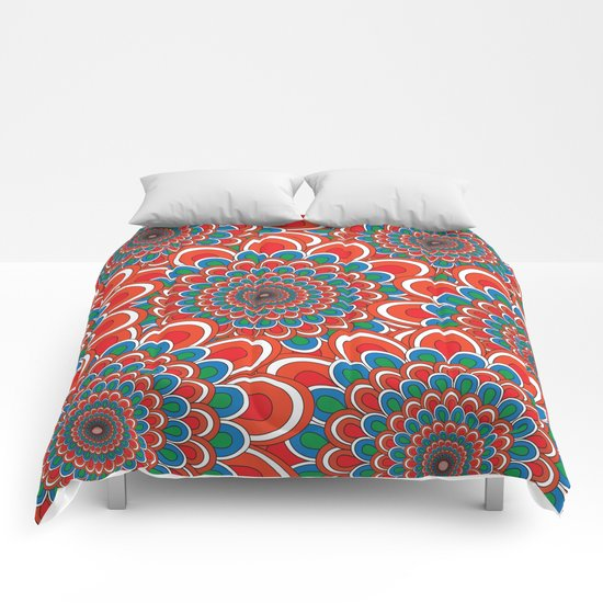 Pattern F Comforters