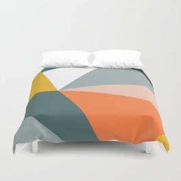 Modern Geometric 33 Duvet Cover