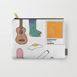 sunnyside up Carry-All Pouch