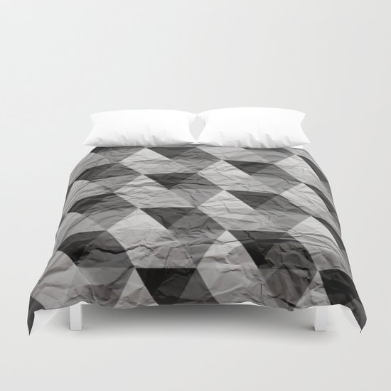 triangles II Duvet Cover