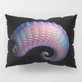3D Fractal Curl Pillow Sham