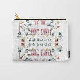 A Garden Plan Carry-All Pouch