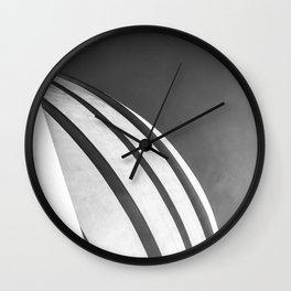 Guggenheim  Wall Clock