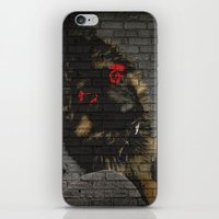 puppy iPhone & iPod Skins featuring puppy by Ezgi Kaya