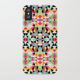 Kawaii Tribal iPhone Case