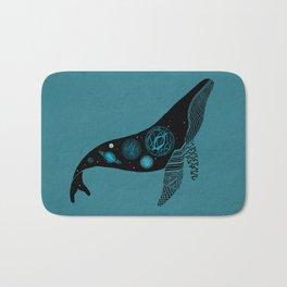 Whale Soul & the Galactic Tour Bath Mat