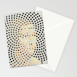 Optical Illusions - Famous Work of Art 5 Stationery Cards