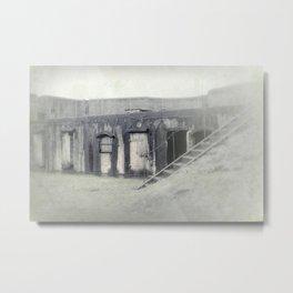 Battery Pratt Metal Print