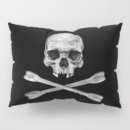 Jolly Roger Banner Pillow Sham