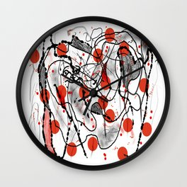 Redemption Wall Clock