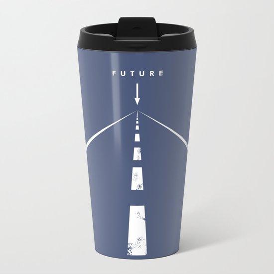 F U T U R E Metal Travel Mug