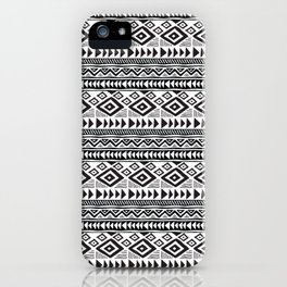 mudcloth no. 1 iPhone Case