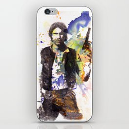 Han Solo From Star Wars  iPhone Skin