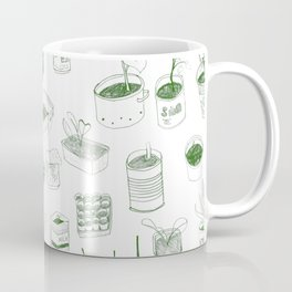 Cover, CONTAIN, Compost - 2 of 3 Coffee Mug