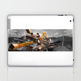 Form Exploration 3B Laptop & iPad Skin