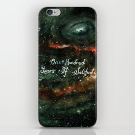 One Hundred Years of solitude iPhone Skin