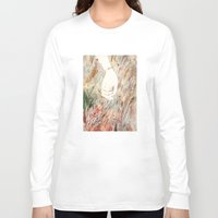 perfume Long Sleeve T-shirts featuring Perfume #2 by Dao Linh