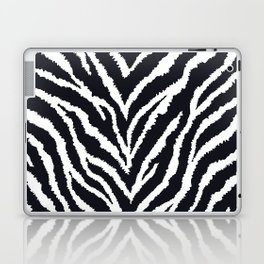 Zebra fur texture Laptop & iPad Skin