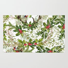 Holly Collage Rug