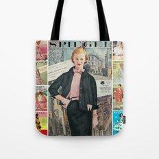 1955 Spring/Summer Catalog Cover Tote Bag