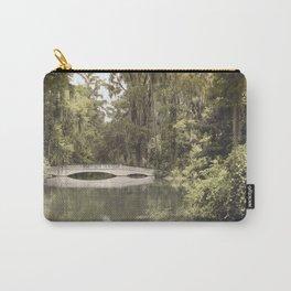 Magnolia Plantation Bridge Carry-All Pouch